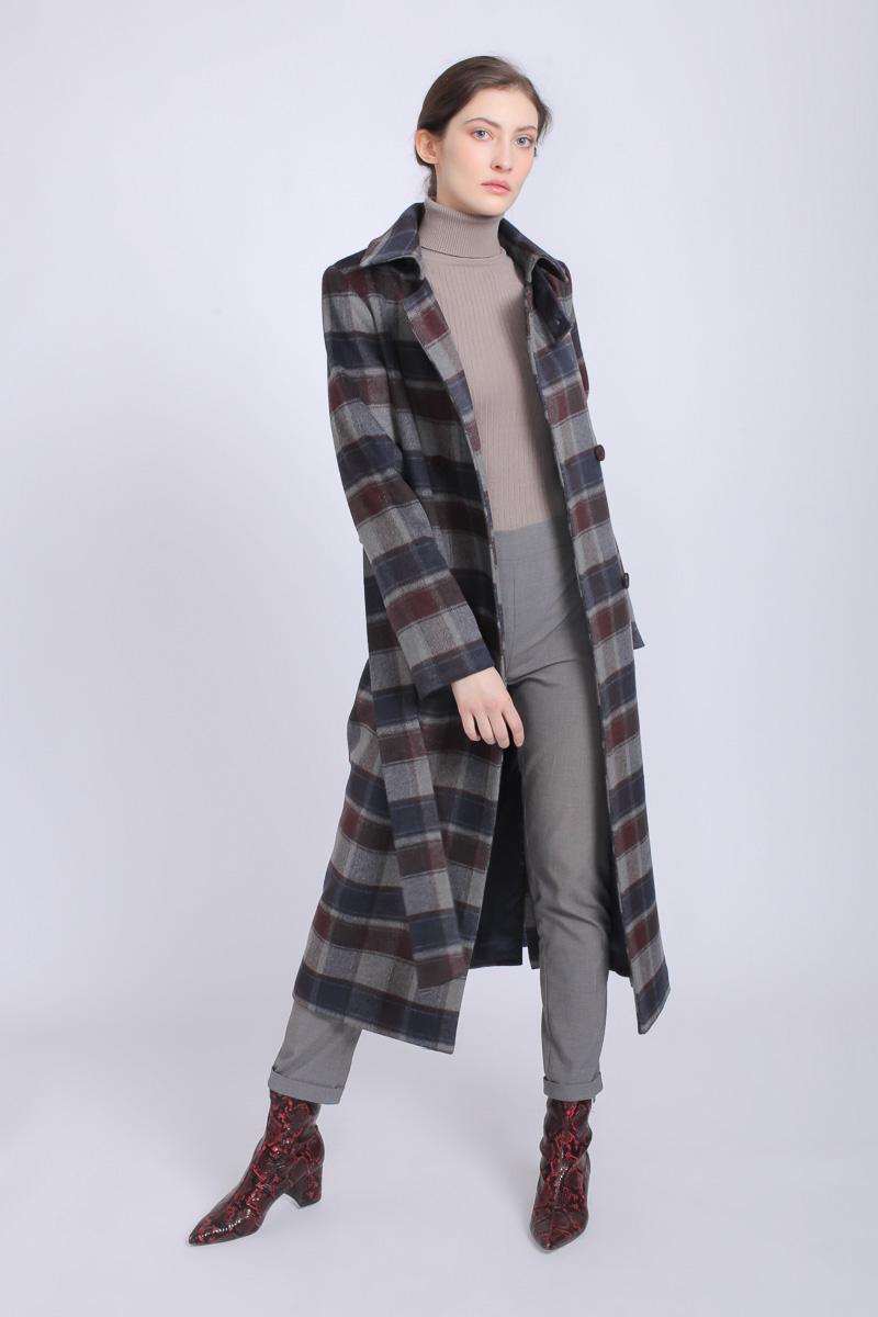 87aa0e610d9 Стильные женские пальто - купить пальто женское в СПб в интернет магазине  Dream White