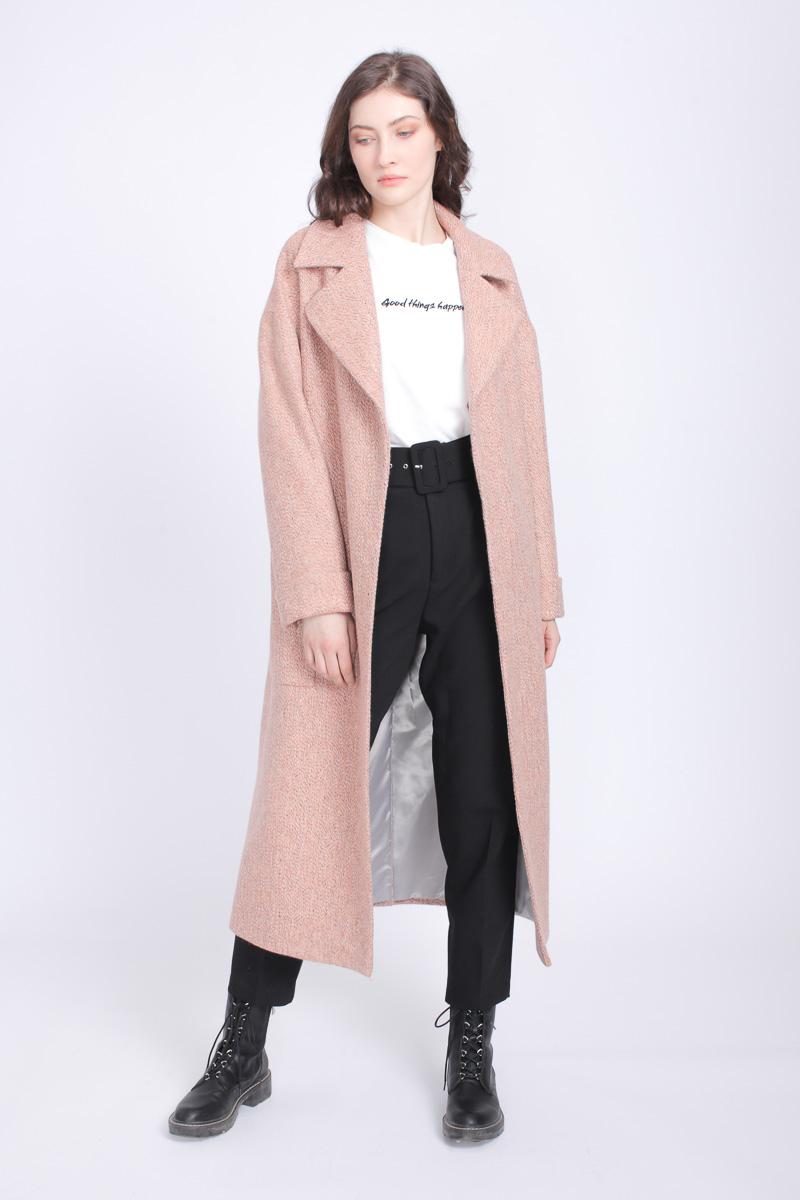 abb6f2953a8 Пальто-халат женские - купить пальто халат в СПб недорого в интернет ...