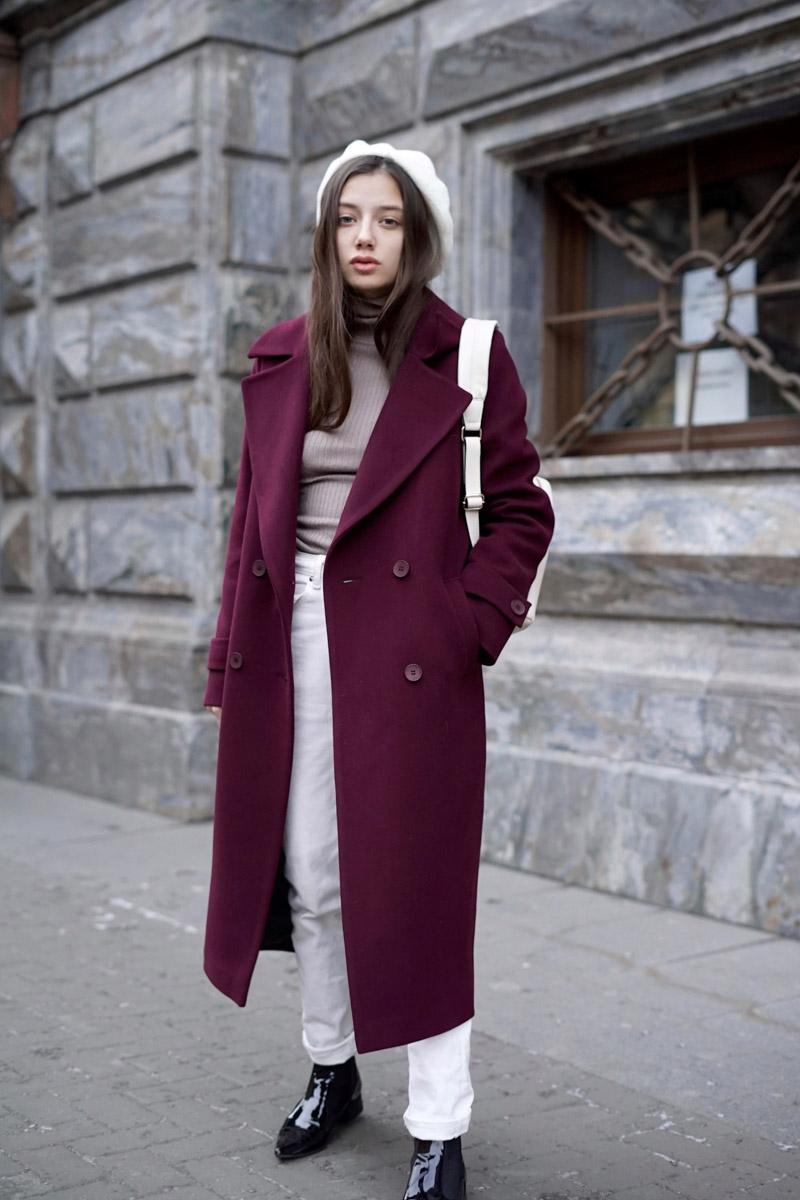 512fe1b329b2 Стильные женские пальто - купить пальто женское в СПб в интернет ...