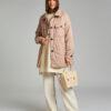 Бежево-розовый Bark 16-1506
